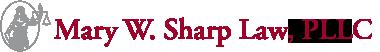 Mary W Sharp Law, PLLC Logo